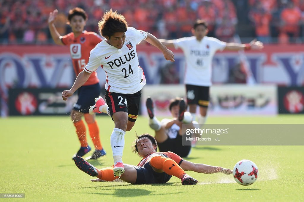 Omiya Ardija v Urawa Red Diamonds - J.League J1