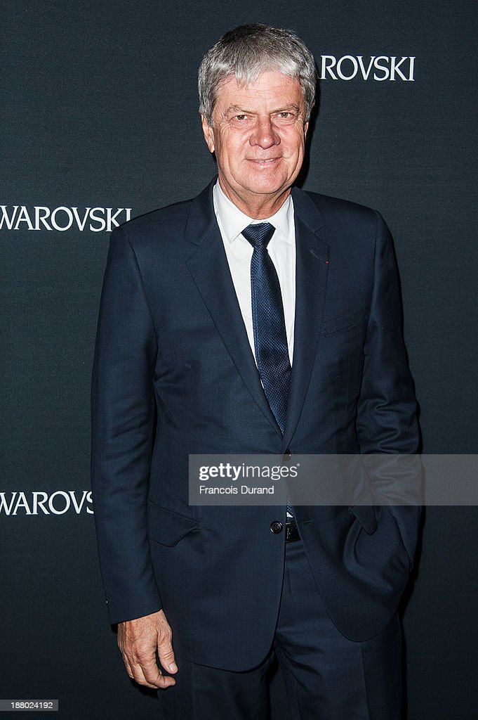 Yves Carcelle attends the Swarovski Dinner In Honor of the Bouroullec Brothers at Chateau de Versailles on November 14 2013 in Versailles France