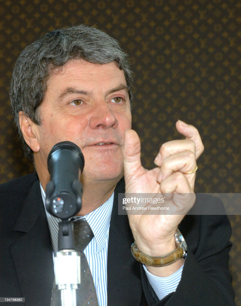 Yves Carcelle chairman and chief excutive officer of Louis Vuitton Malletier