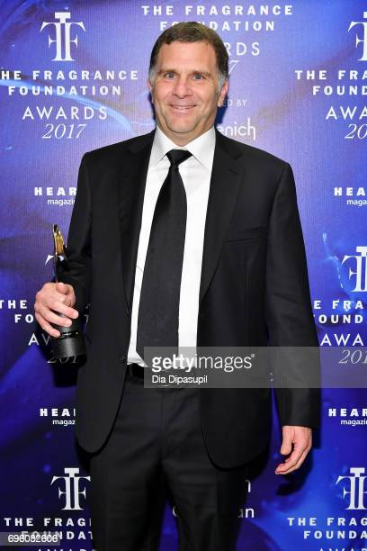 Yves Cassar attends the 2017 Fragrance Foundation Awards Presented By Hearst Magazines at Alice Tully Hall on June 14 2017 in New York City