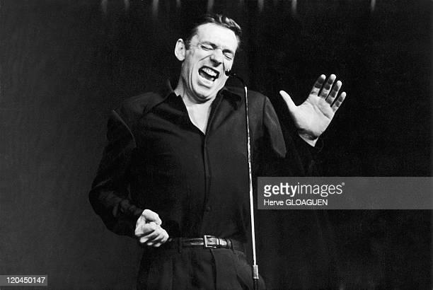 Yves Montand in France