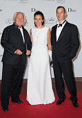 Yves piaget attends the 2015 Princess Grace Awards Gala With Presenting Sponsor Christian Dior Couture at Monaco Palace on September 5 2015 in...