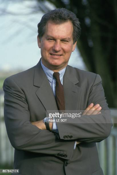 Yves RoussetRouard producteur de cinema et depute RPR le 14 septembre 1993 en France
