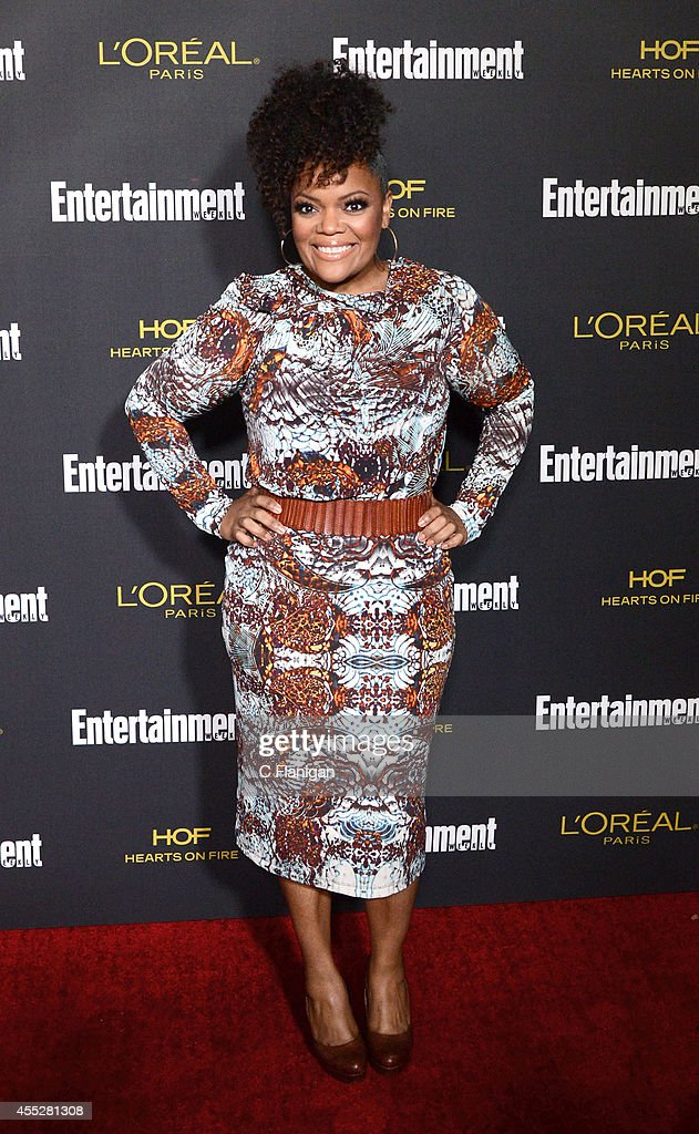 Yvette Nicole Brown attends the 2014 Entertainment Weekly Pre-Emmy Party at Fig & Olive Melrose Place on August 23, 2014 in West Hollywood, California.