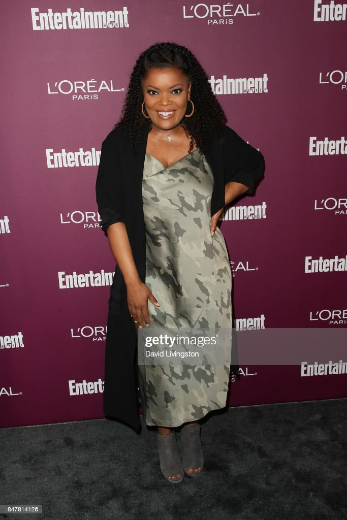 Yvette Nicole Brown attends the Entertainment Weekly's 2017 Pre-Emmy Party at the Sunset Tower Hotel on September 15, 2017 in West Hollywood, California.