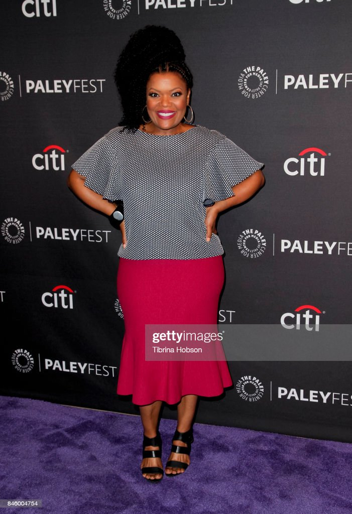 Yvette Nicole Brown attends The Paley Center for Media's 11th annual PaleyFest Fall TV Previews for ABC at The Paley Center for Media on September 9, 2017 in Beverly Hills, California.