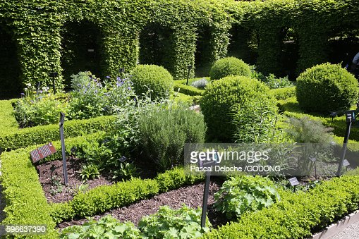 Pascal garden stock photos and pictures getty images for Jardin 5 sens