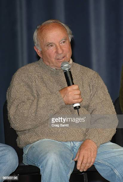 Yvon Chouinard at the premiere of 180¼ South at 25th Annual Santa Barbara International Film Festival on February 10 2010 in Santa Barbara California