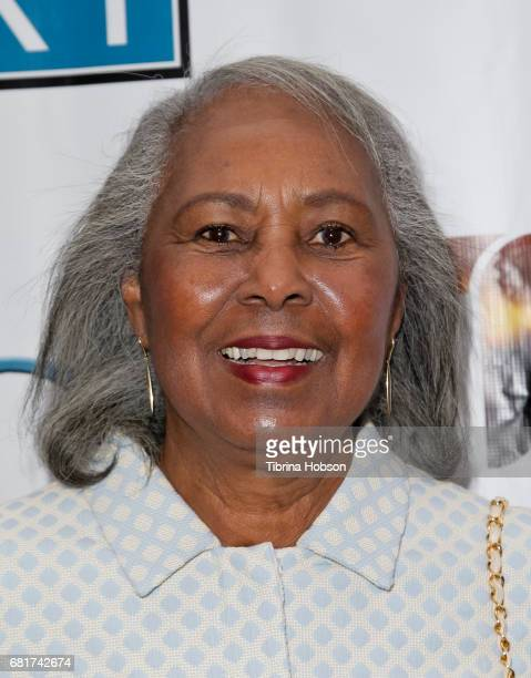 Yvonne Brathwaite Burke attends The Associates for Breast and Prostate Cancer Studies annual Mother's Day Luncheon at Four Seasons Hotel Los Angeles...