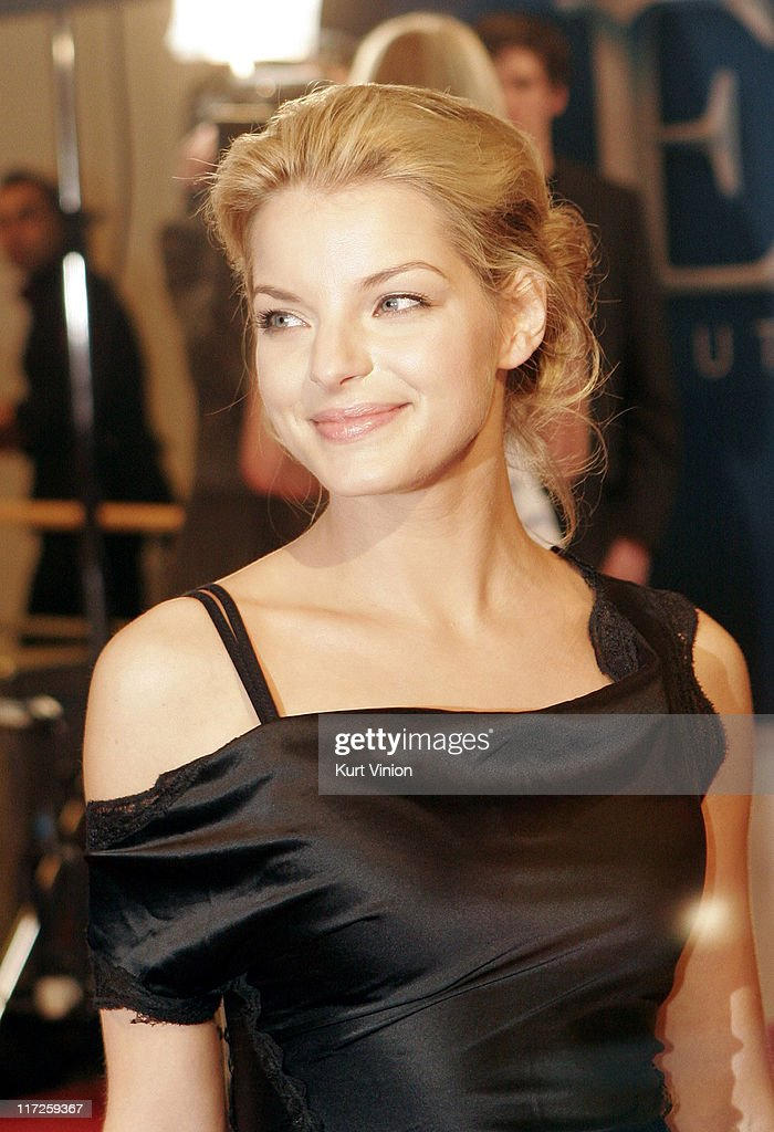 Yvonne Catterfeld during ECHO Music Awards 2006 Red Carpet and Press Room at Estrel Convention Centre in Berlin Germany