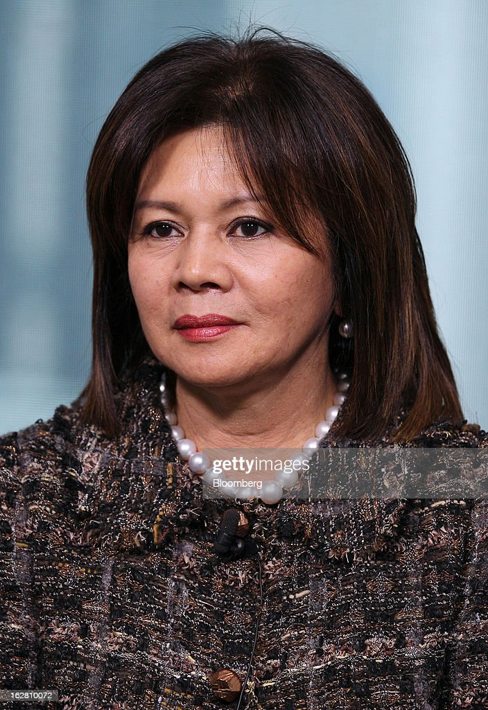 Yvonne Chia, chief executive officer and group managing director of Hong Leong Bank Bhd., attends an interview in Kuala Lumpur, Malaysia, on Wednesday, Feb. 27, 2013. Hong Leong Bank, the Malaysian lender controlled by billionaire Quek Leng Chan, plans to boost profit from overseas to as much as 20 percent of earnings as trade in Southeast Asia grows and emerging markets recover. Photographer: Goh Seng Chong/Bloomberg via Getty Images
