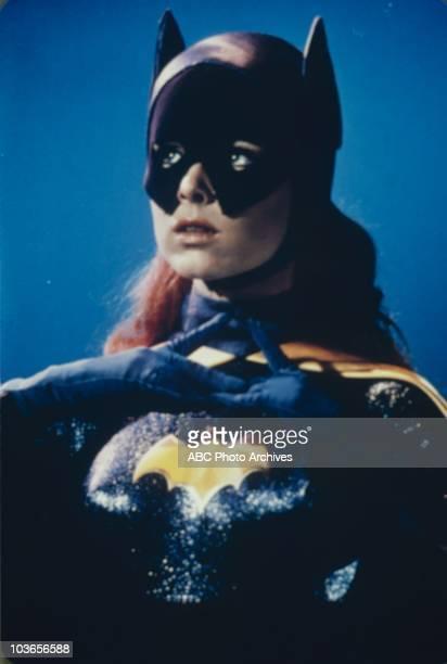 BATMAN 'Yvonne Craig Batgirl' Shoot date in 19661967 YVONNE