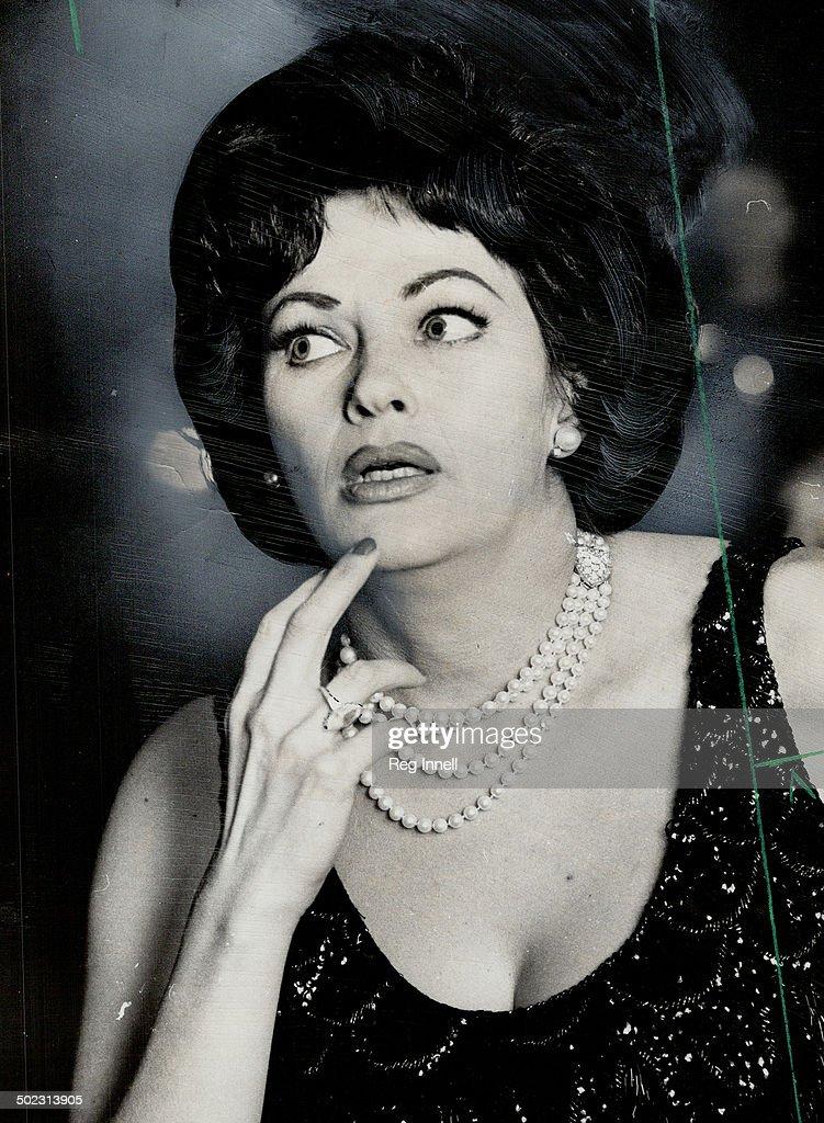 Yvonne De Carlo | Getty Images