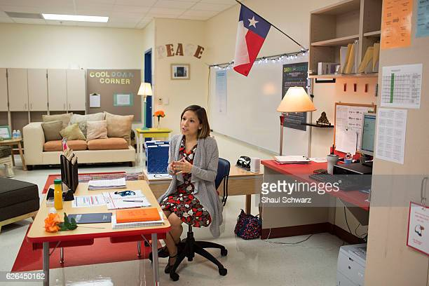 Yvonne Mendoza prepares for her day as an elementary school social worker Yvonne is a first generation MexicanAmerican whose personal experiences...