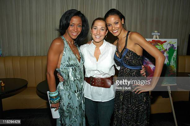 Yvonne Raiha Doggett Julie Aronson and Selita Ebanks