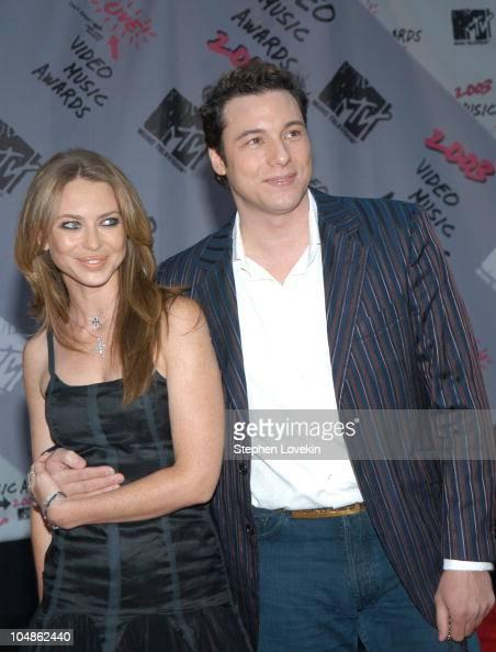 Yvonne Scio and Rocco Dispirito...