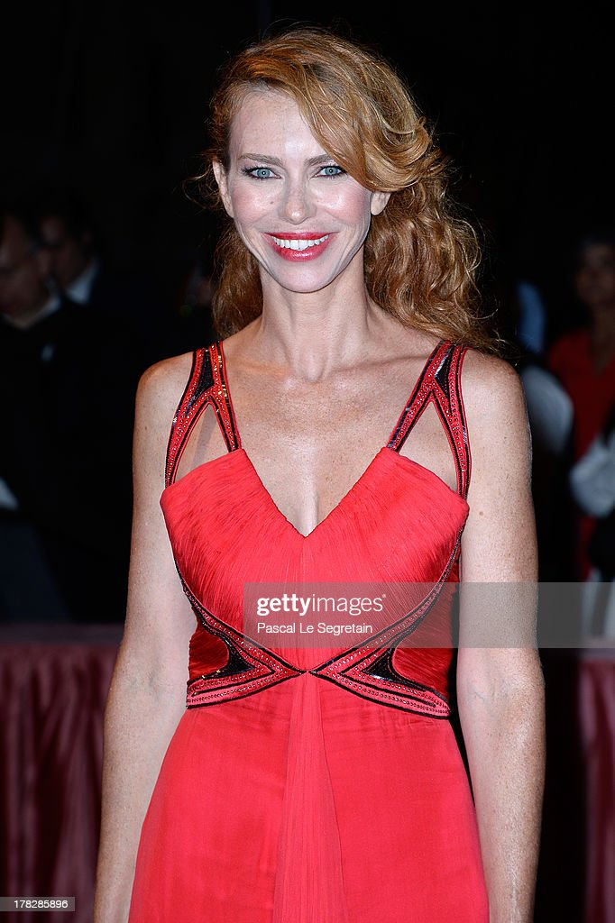 Yvonne Scio attends the Opening Dinner Arrivals during the 70th Venice International Film Festival at the Hotel Excelsior on August 28, 2013 in Venice, Italy.
