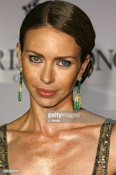 Yvonne Scio during 2006 Cannes Film Festival de Grisogono Party at Hotel Du Cap in Cannes France
