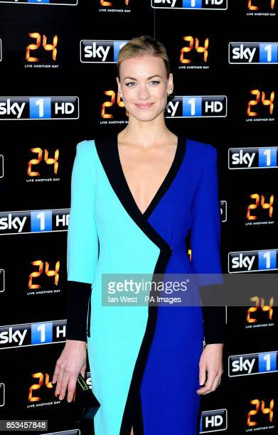 Live Another Day UK Premiere at Old Billingsgate London