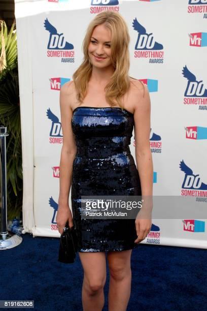 Yvonne Strahovski attends 2010 VH1 Do Something Awards at Hollywood Palladium on July 19 2010 in Hollywood CA