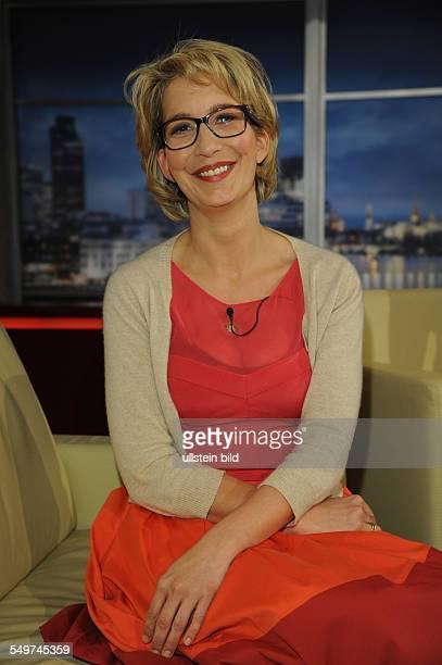 Yvonne Willicks zu Gast bei der ARD Sendung 'Menschen bei Maischberger'