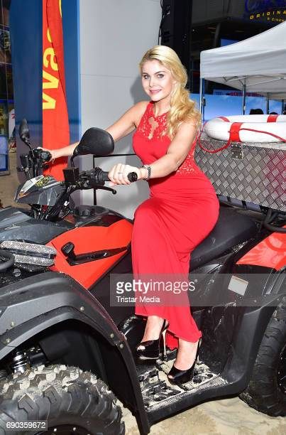 Yvonne Woelke during the Baywatch European Premiere Party on May 31 2017 in Berlin Germany