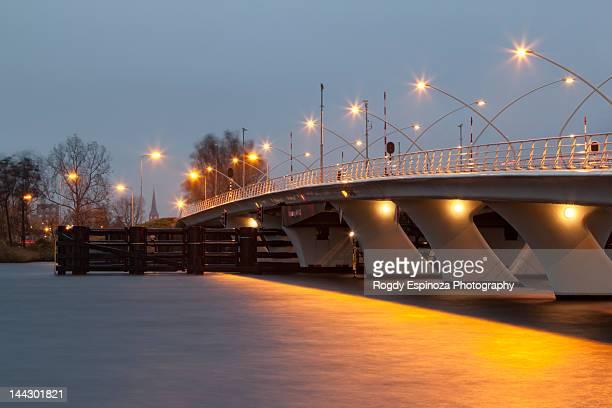 Zaandam bridge