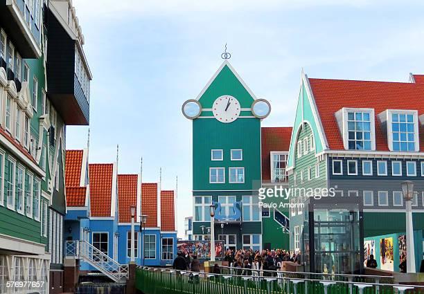 Zaandam in Netherlands