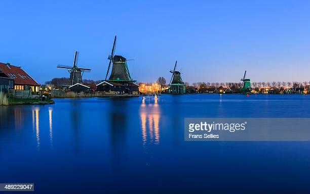 Zaanse Schans, tourist destination