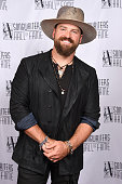Zac Brown attends Songwriters Hall Of Fame 46th Annual Induction And Awards at Marriott Marquis Hotel on June 18 2015 in New York City