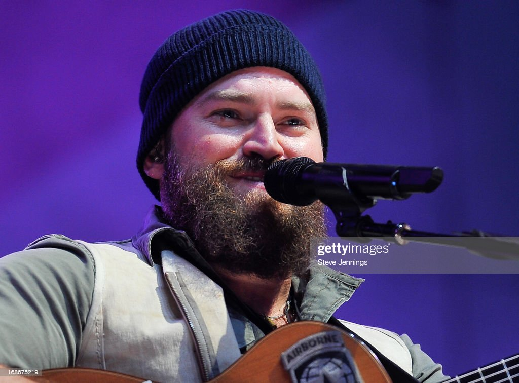 Zac Brown of the Zac Brown Band performs at Bottle Rock Napa Valley Festival at Napa Valley Expo on May 12, 2013 in Napa, California.