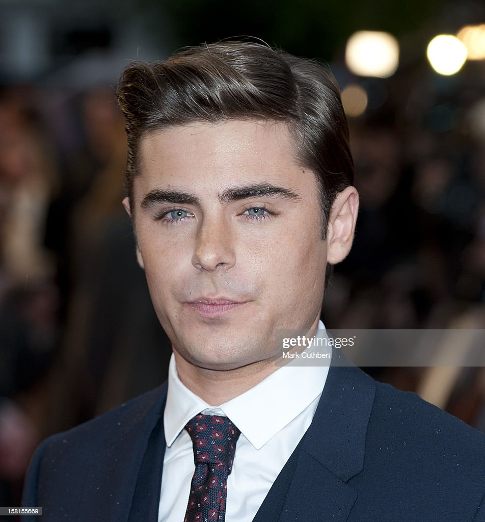 Zac Efron At The European Premiere Of 'The Lucky One' At The Bluebird Restaurant - zac-efron-at-the-european-premiere-of-the-lucky-one-at-the-bluebird-picture-id158155669