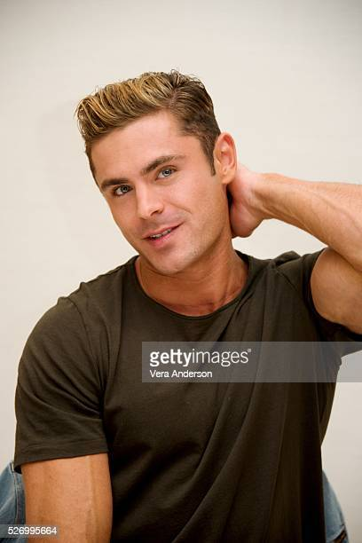 Zac Efron at the 'Neighbors 2 Sorority Rising' Press Conference at Universal Studios Hollywood on April 30 2016