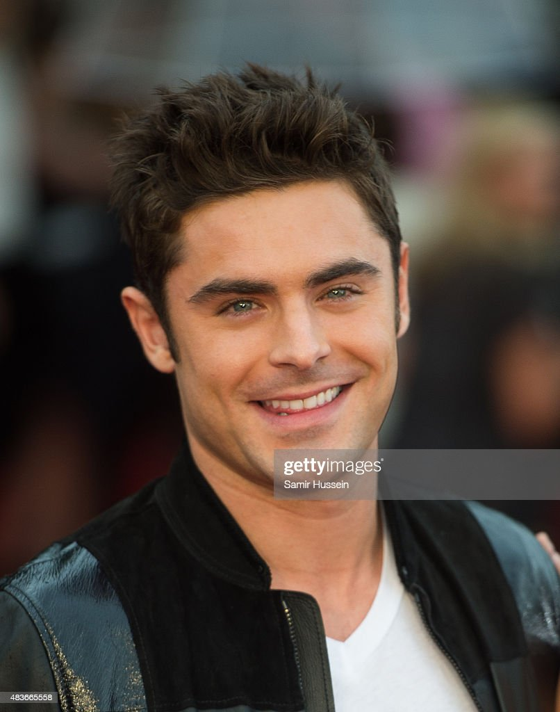 Zac Efron attends the European Premiere of 'We Are Your Friends' at Ritzy Brixton - zac-efron-attends-the-european-premiere-of-we-are-your-friends-at-picture-id483665558