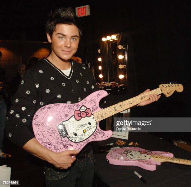 Zac Efron in Kay Jewelers Celebrity Retreat Produced by Backstage Creations at the 2006 Billboard Music Awards