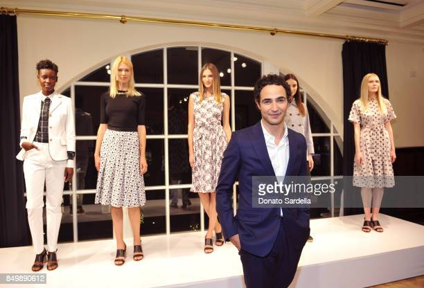 Zac Posen at Brooks Brothers and Vogue with Lisa Love And Zac Posen Host A Special Screening Event For 'House of Z' The Zac Posen Documentary on...