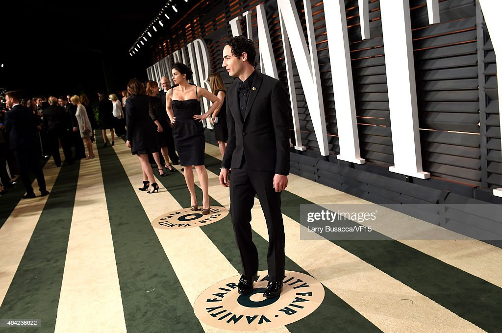 Zac Posen attends the 2015 Vanity Fair Oscar Party hosted by Graydon Carter at the Wallis Annenberg Center for the Performing Arts on February 22, 2015 in Beverly Hills, California.