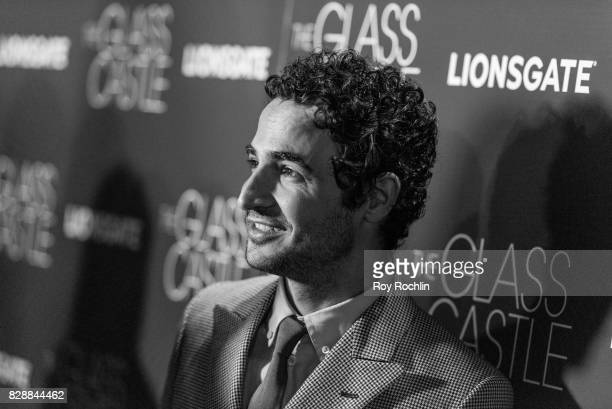 Zac Posen attends 'The Glass Castle' New York screening at SVA Theatre on August 9 2017 in New York City