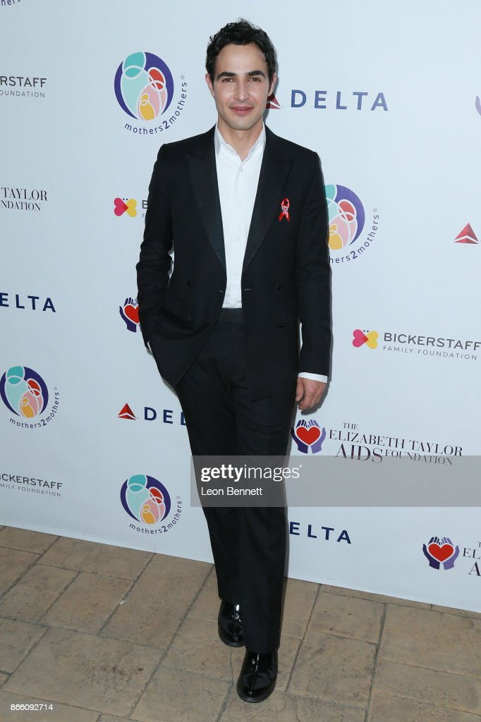 Zac Posen attends the Zac Posen And Paris Jackson Host Event Supporting mothers2mothers And ETAF on October 24, 2017 in Beverly Hills, California.