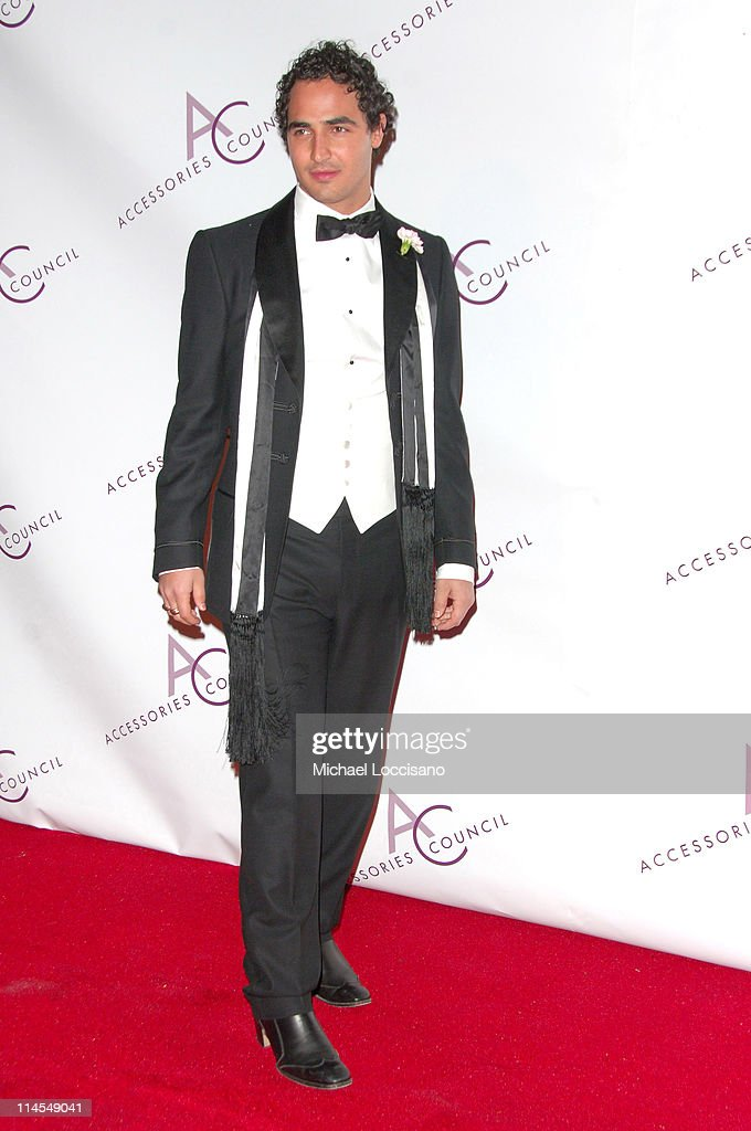 Zac Posen during 10th Annual Ace Awards - Arrivals at Cipriani - 42nd Street in New York City, New York, United States.