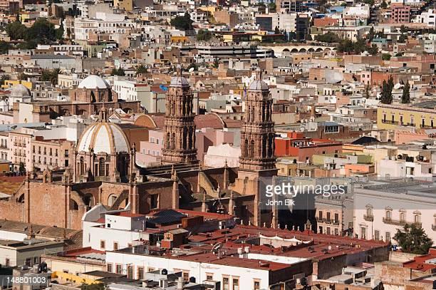 Zacatecas city.