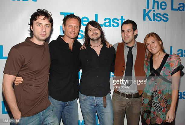 Zach Braff Director Tony Goldwyn Cary Brothers Joshua Radin and Schuyler Fisk