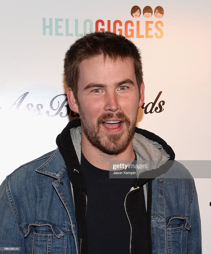 Zach Cregger attends the premiere of Gravitas Ventures' 'Ass Backwards' at the Vista Theatre on October 30, 2013 in Los Angeles, California.