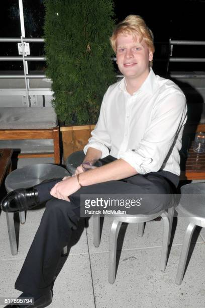 Zach DeWitt attends ASSOCIATION to BENEFIT CHILDREN Junior Committee Fundraiser at Gansevoort Hotel on September 14 2010 in New York City