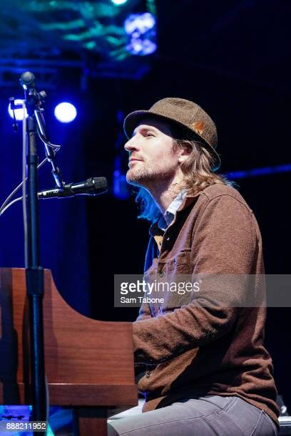 Zach Gill performs at Sidney Myer Music Bowl on December 8 2017 in Melbourne Australia