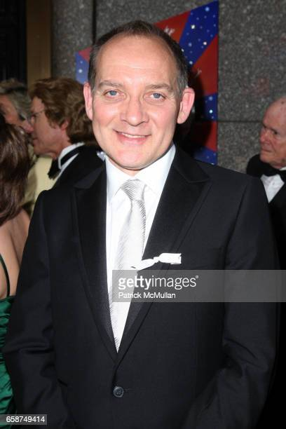 Zach Grenier attends 63rd Annual Tony Awards Arrivals at Radio City Music Hall on June 7 2009 in New York City