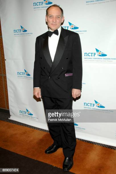 Zach Grenier attends NATIONAL CORPORATE THEATRE FUND'S 2009 CHAIRMAN'S AWARDS GALA at Cipriani's Pegasus on April 20 2009 in New York City