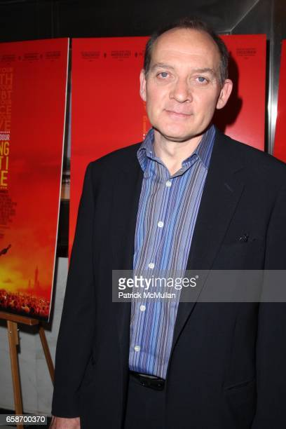 Zach Grenier attends New York Premiere of Elizabeth Chai Yasarhelyi's YOUSSOU NDOUR I BRING WHAT I LOVE at Paris Theatre on June 4 2009 in New York