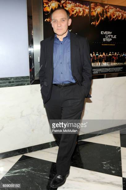 Zach Grenier attends New York Screening of EVERY LITTLE STEP at Paris Theater on April 13 2009 in New York City