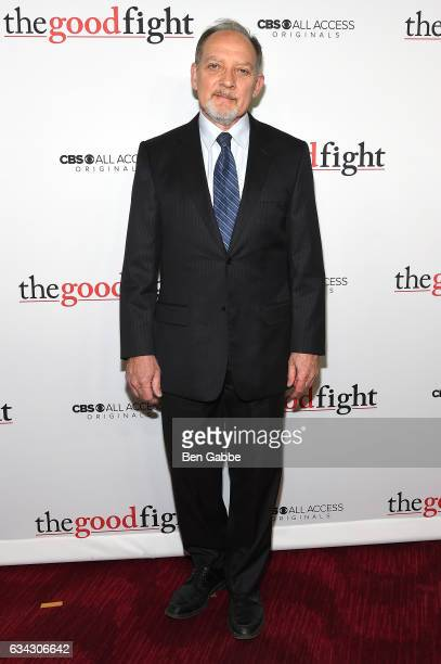 Zach Grenier attends the 'The Good Fight' World Premiere at Jazz at Lincoln Center on February 8 2017 in New York City